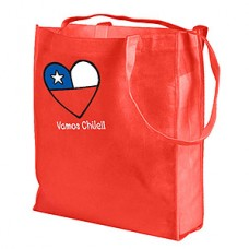 Vamos Chile Shopping Bag