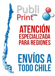 Artículos Promocionales Chile y Regiones