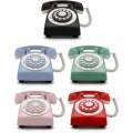 Teléfono RetroPhone PPCD-G45