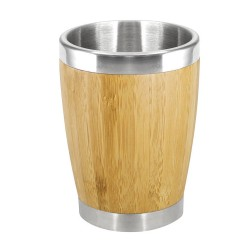 Vaso de Bamboo 350cc PPPI-B63