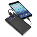 Cargador Power-Bank Saturn 10000mAh PPPI-U58