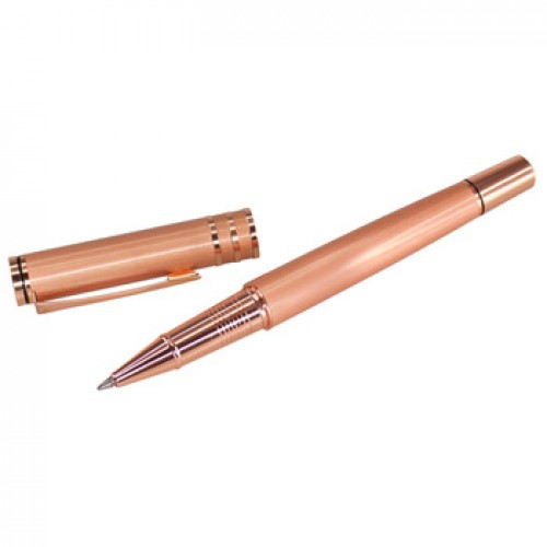 Roller Pen Metálico Encobrizado