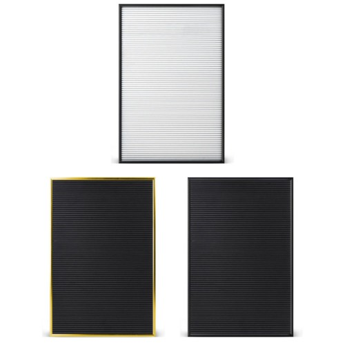 Cartelera Letterboard PPCD-G167